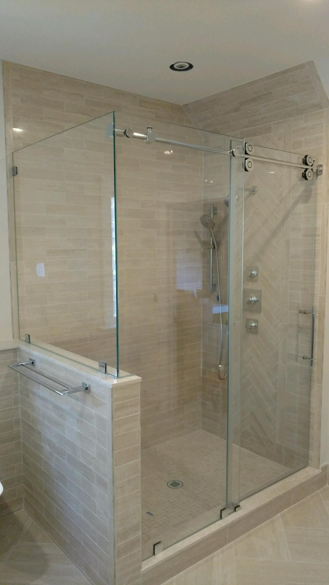 Shower Enclosures Gorkin Glass Co Est 1918 North Plainfield